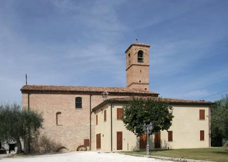 Esterno del Museo di Valliano
