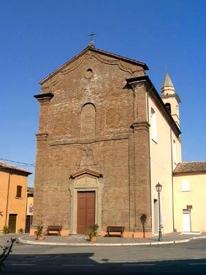 La Chiesa di Santa Maria del Piano