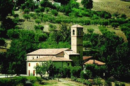 Santuario di Valliano